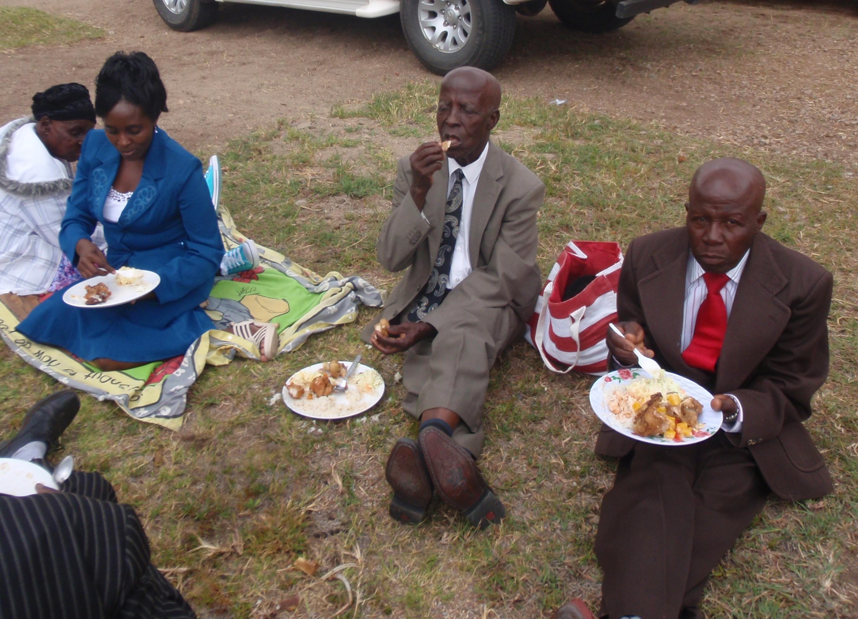 Celebratory Lunch